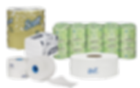 Commercial Bathroom Tissue and Toilet Pa
