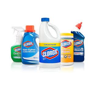 Clorox Cleaners and Bleach