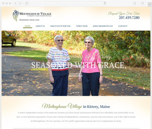 Meetinghouse Village- Providing meaningful, independent living options for Seniors