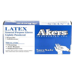 Akers Latex Gloves