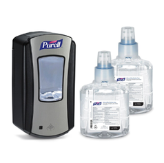 Purrell Foaming Hand Sanitizing & Dispensers