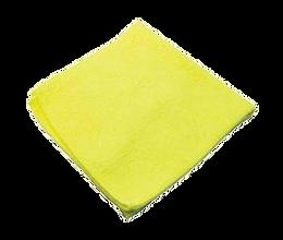 "16"" x 16"" yellow towel Lightweight 12 pe"