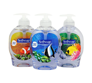 Softsoap Liquid Hand Soap Pump Bottles