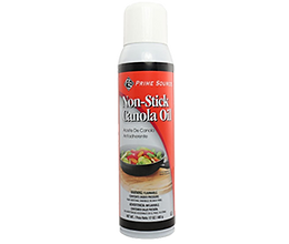 canola oil cooking spray - Highland Rest