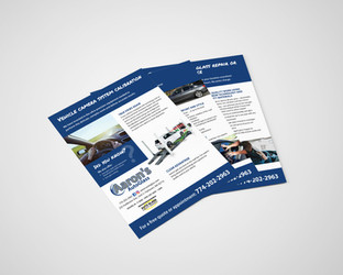 Aaron's AutoGlass - Generating growth for a single-location company in a competitive marketplace