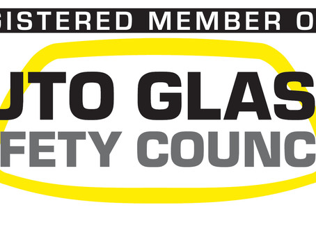 Enhancing Our Pledge Of Excellence As a Registered Member of the Auto Glass Safety Council (AGSC).