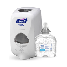 Purrell Hand Sanitizing Gel & Dispensers