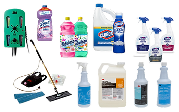 COMMERCIAL CHEMICAL JANITORIAL AND CLEAN