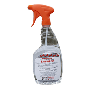 Swell Food Contact Surface Sanitizer