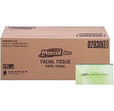 Marcal Pro Facial tissue