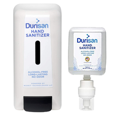 Foaming Hand Sanitizing & Dispensers