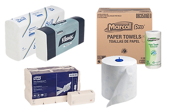 Commercial Paper Hand Towels and Paper T