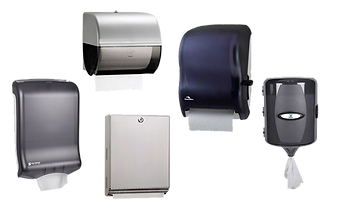 Commercial Paper Hand Towel Dispensers -