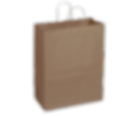 Paper shopping bag with handle - HR Supp