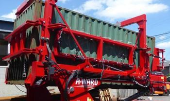 SCRAPPA Heavy Duty Tilter loader.JPG