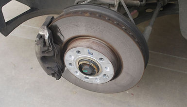 Disc Brake Service | Mike's Auto Body