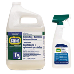 Comet Disinfecting Cleaners