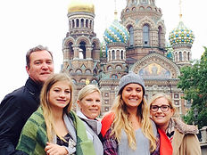 Classic St. Petersburg 2 days Private Tour for Cruise Passengers