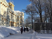 Winter in St.Petersburg 2 days private tour