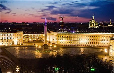Invierno en San Petersburgo tour privado de 2 días