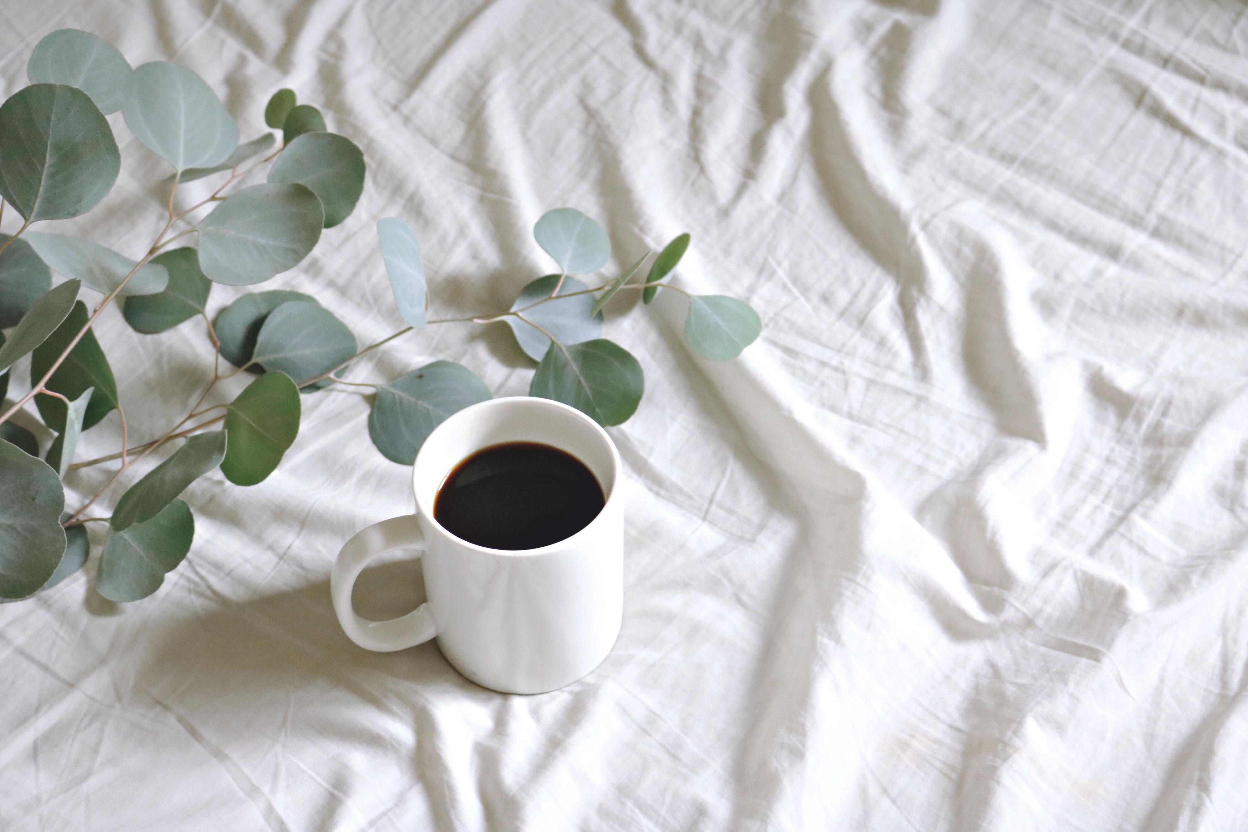 Canva -  Ceramic Mug With Coffee