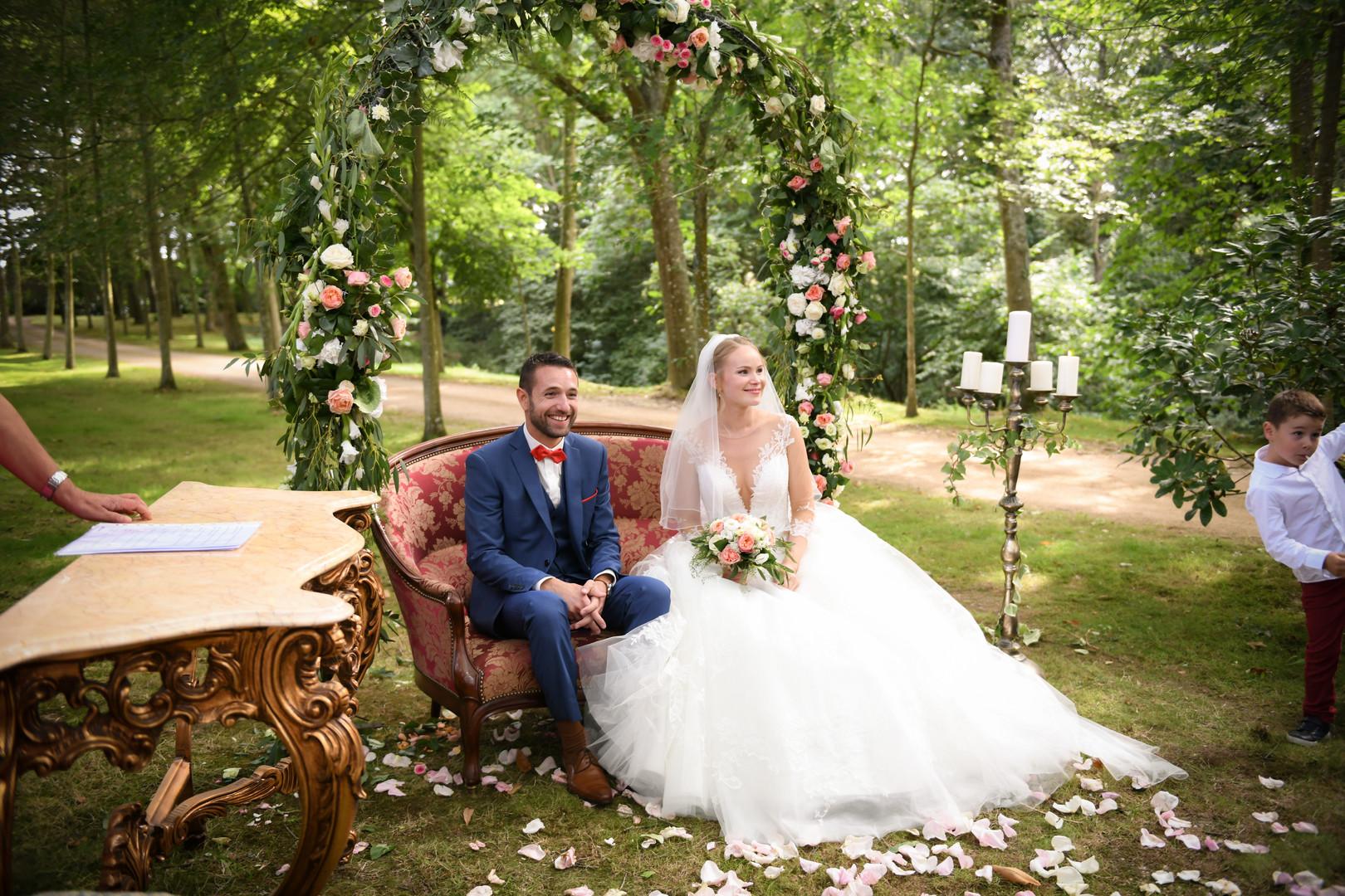 Mariage Fannouchette et garrychon  24 AO