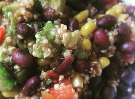 #FoodieFriday {Mexican Quinoa Chile}