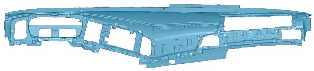 3D Scanner Automobil Fahrzeugverkleidung