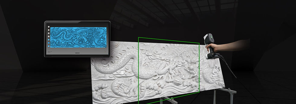 iReal 2E 3D-Scanner