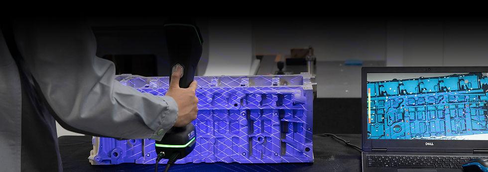 3D-Scanner: IBS Quality GmbH