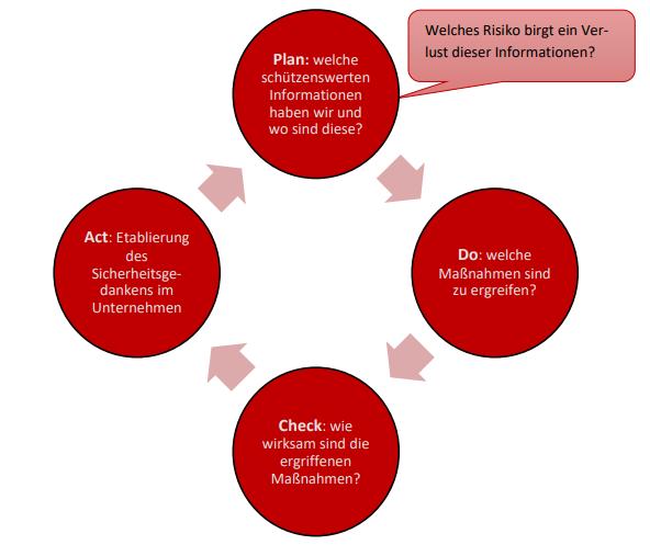 IBS Quality GmbH: Schutzkonzept: PCDA-Zyklus