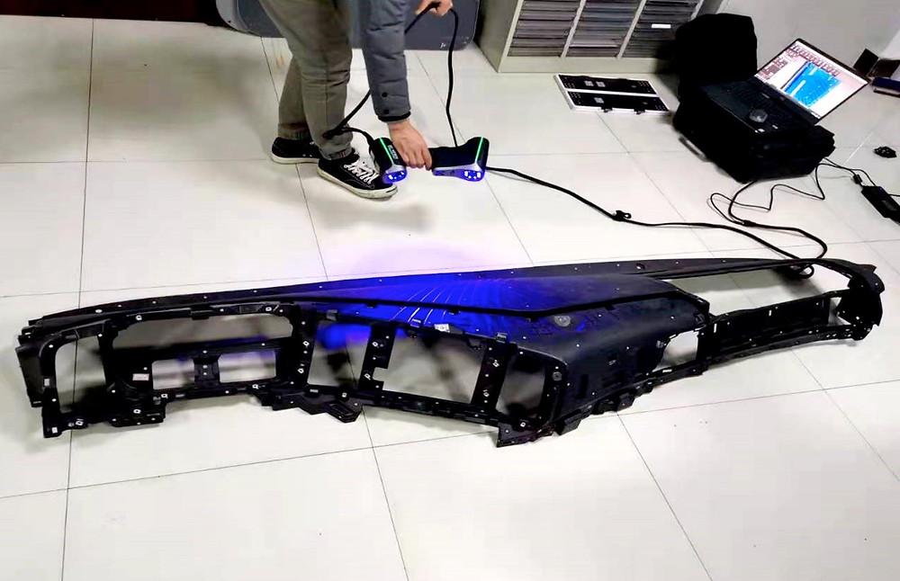 3D Scanner Automobil Fahrzeugbau