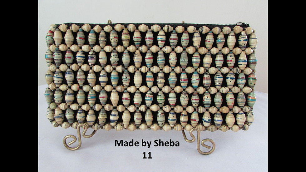 Kustawi Wallet Clutch - Made By Sheba