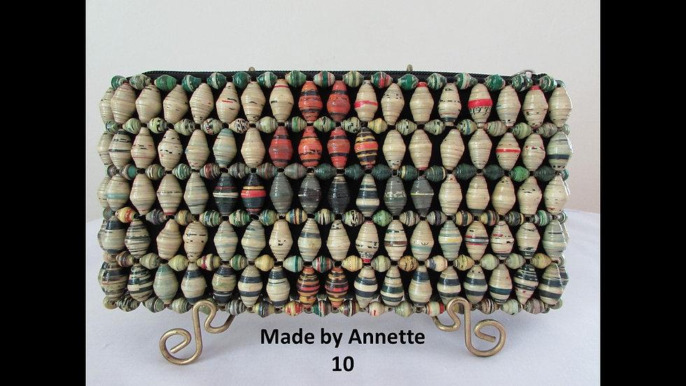 Kustawi Wallet Clutch - Made By Annette