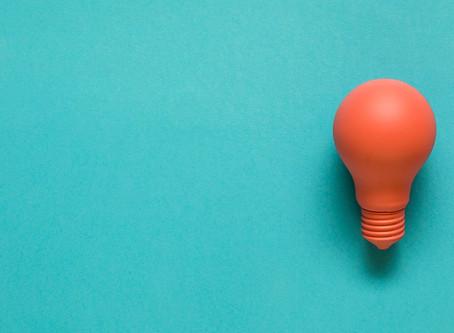 O que são ideias e de onde elas vêm?