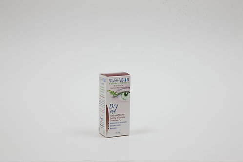 Dry eye טיפות עיניים