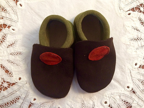 נעלי עור צעד ראשון