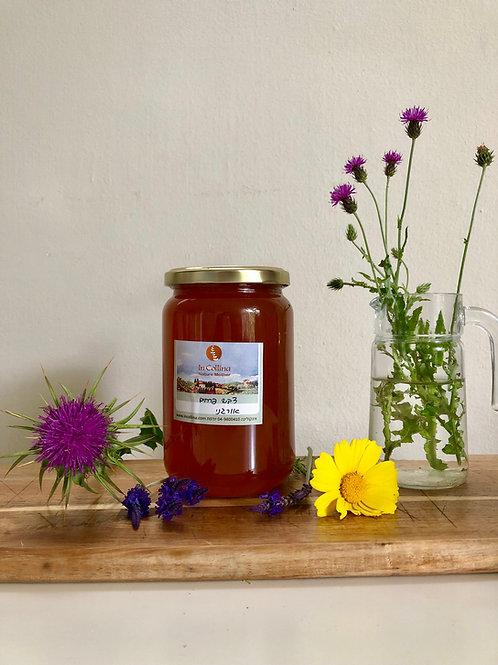 דבש פרחים אורגני טהור