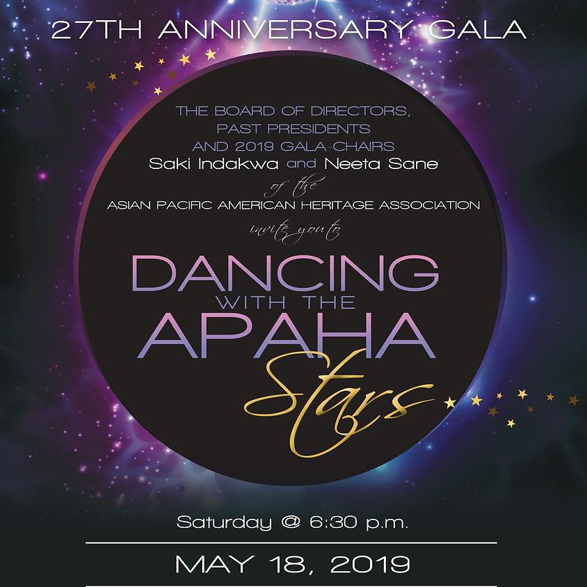 2019 APAHA Gala