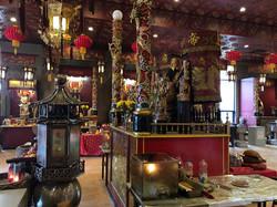 Teo Chew Temple inside