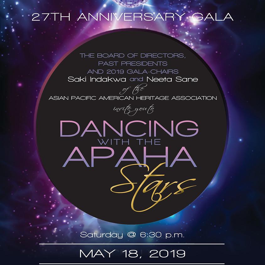 27th Annual APAHA Gala