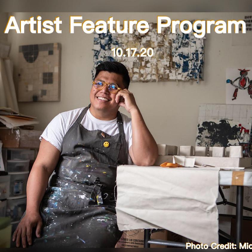 Artist Feature Program Kick-off Event