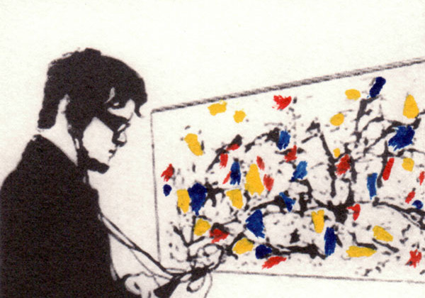 Wired to Pollock