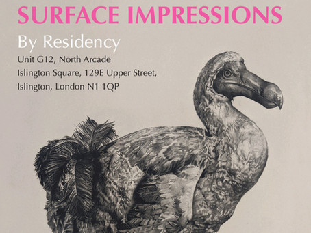 Exhibition: Surface Impressions, August 24-September 5, 2021
