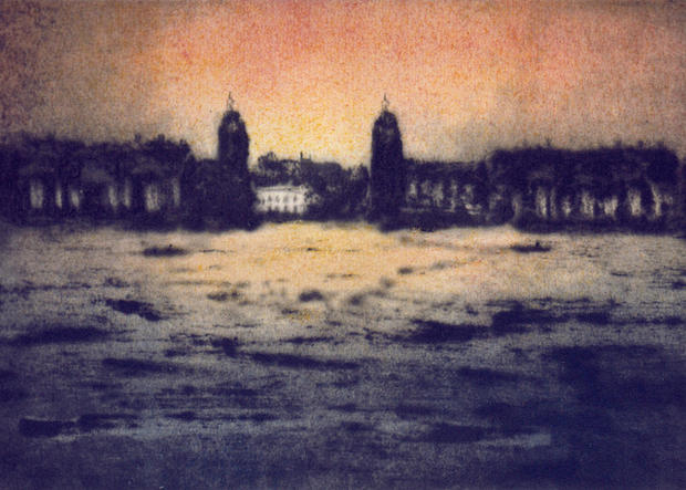 Late Evening Greenwich