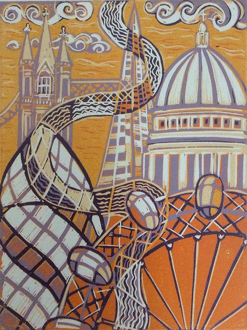 Diana Croft - London Icons