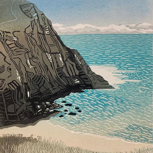 Ann Burnham - From the Cliffs to the Sea