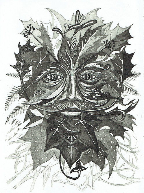 Kit Boyd - Winter Green Man