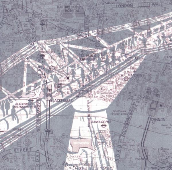 A-Z Millenium Bridge