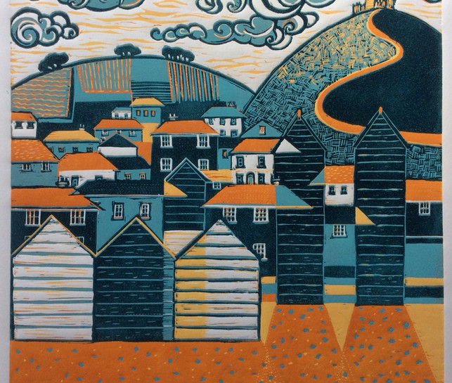 View from the Shore - £260